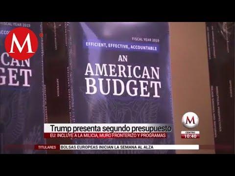 Trump presenta millonario plan de infraestructura