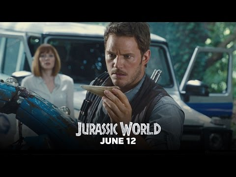 Jurassic World Featurette  A Look Inside