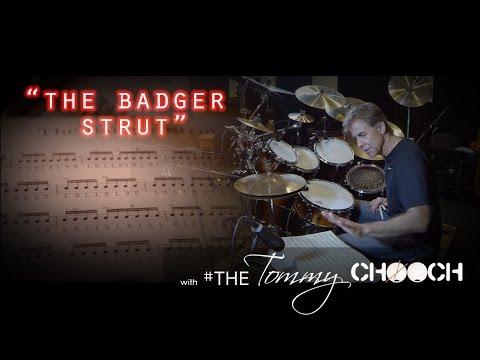 Tommy Chooch   Learning Badger Strut   Studio Drummer   Touring Drummer   Drums