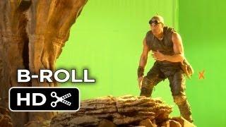 Nonton Riddick Complete B Roll  2013    Vin Diesel  Karl Urban Sci Fi Movie Hd Film Subtitle Indonesia Streaming Movie Download