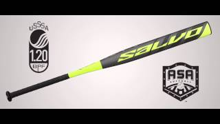 Salvo Slow-Pitch Bat Series Tech Video (2015)