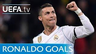 Video Ballon d'Or winner: Watch all of Cristiano Ronaldo's European goals MP3, 3GP, MP4, WEBM, AVI, FLV Desember 2017
