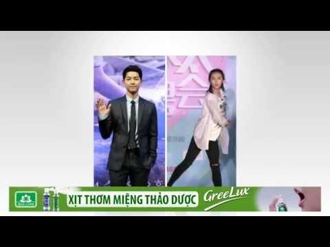 Cận cảnh nhan sắc của bà xã Song Joong Ki khiến dân mạng phát hờn