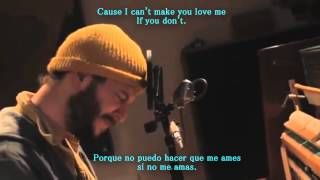 Bon Iver - I Can't Make You Love Me sub ENG - ESP