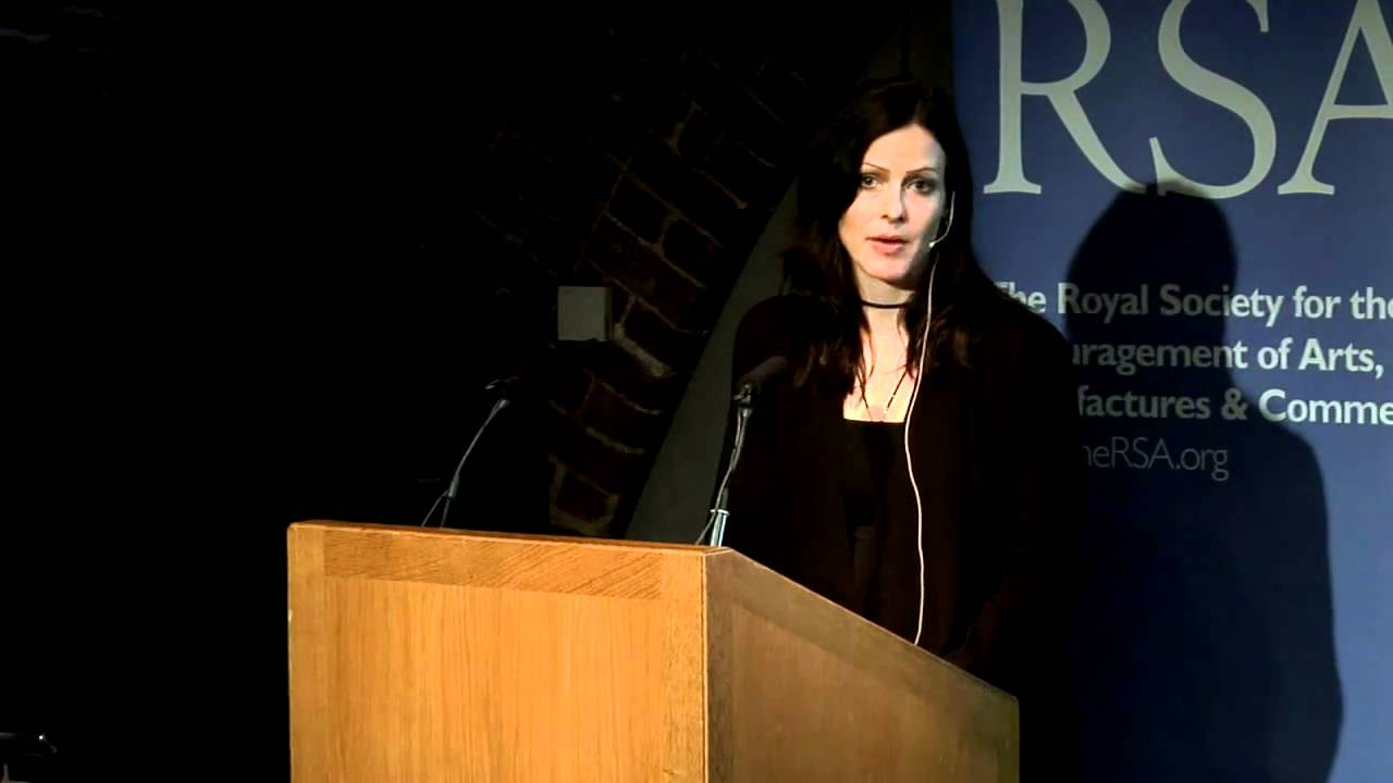 Bethany McLean speaks at RSA about the Hidden History of the Financial Crisis