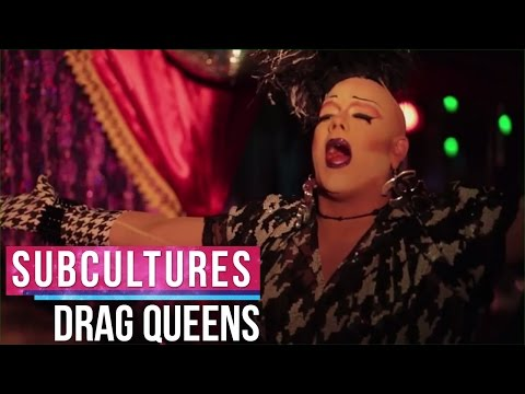 raja - Go behind the scenes of the Drag community in Los Angeles, as the SubCultures team gets to know drag queens Vicky Vox and Raja Gemini. Watch more! http://bit...