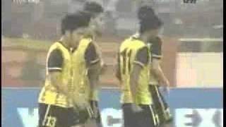 VFF Eximbank Cup 2011 Vietnam U23 1-1 Malaysia U23