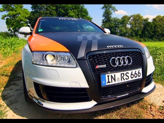 MTM Audi RS6 Clubsport V10
