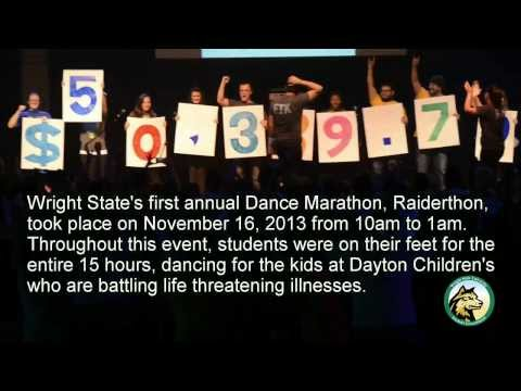Video thumbnail: Make miracles happen at the Raiderthon dance marathon