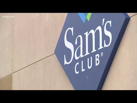 Sam's Club closing in Washington