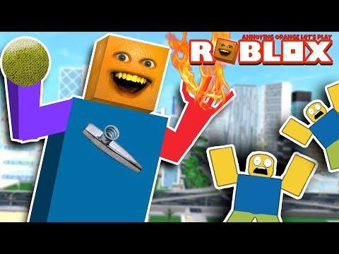 Roblox: MASHABLES! [Annoying Orange Plays]