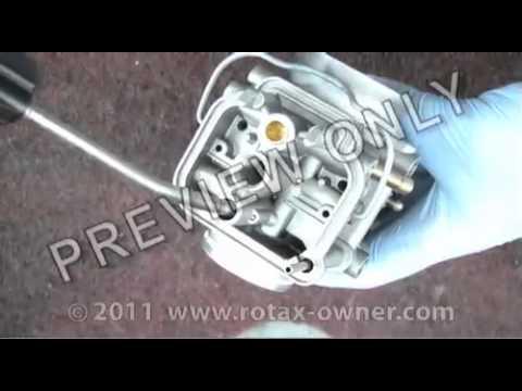 2 Stroke Carburetor Rebuild Bing 54