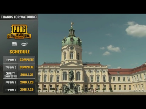 ID: PUBG Global Invitational (PGI) 2018 - TPP Day 2 - Indonesia Official Broadcasting