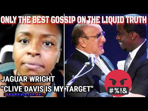 Jaguar Wright Goes In On Diddy And Clive Davis – Jaguar Wright Goes In On Puffy/P. Diddy