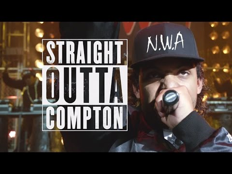 STRAIGHT OUTTA COMPTON Red-Band Trailer Review – AMC Movie News