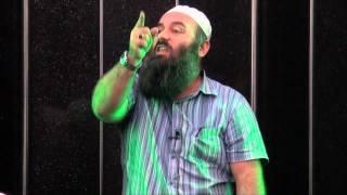 1.) Namazi i Natës me Hoxhë Bekir Halimi - Ramazan 2012/1433