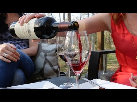 Marc Supsic's Wine Living - Penns Woods Winery Pairing Special!