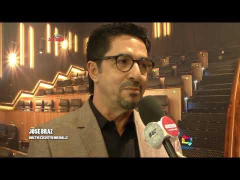 COQUETEL CINEMAS KINOPLEX GOLDEN SHOPPING CALHAU