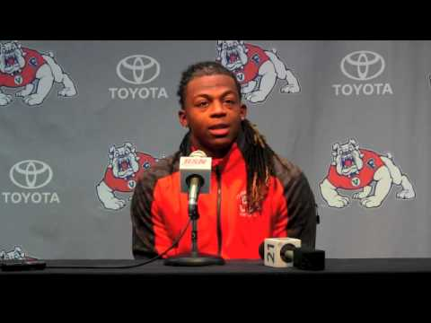 Isaiah Burse Interview 12/8/2013 video.