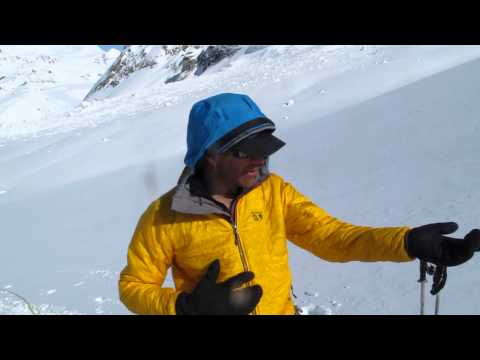 Mountain Hardwear Thermostatic Jacket Review - Pittak Pass, AK