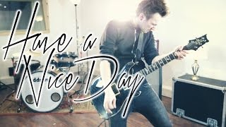 Download Lagu Have A Nice Day - Bon Jovi (Phil Maher Cover) Mp3