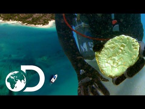 Will Darrell Find Gold near Turks and Caicos Island? | Cooper's Treasure