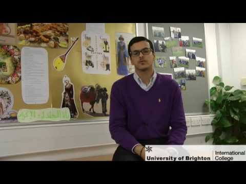 Saudi Arabia student | University of Brighton International College