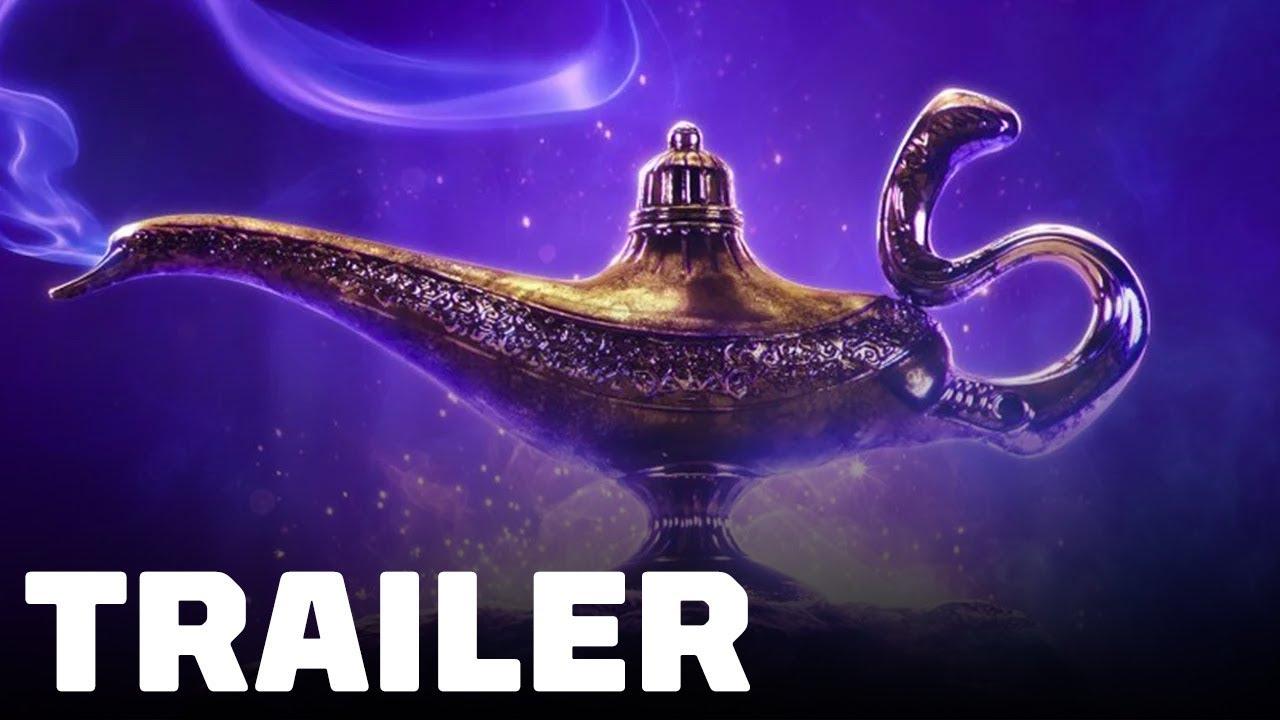 Will Smith'in de Bulunduğu Yeni Aladdin Filminden İlk Fragman Geldi resimi