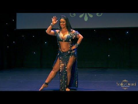 ANNA BORISOVA - Egyptian Shaabi in Spain 2018