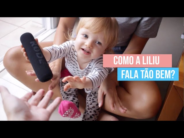 COMO AJUDEI MINHA FILHA A DESENVOLVER A FALA - Juliana Goes