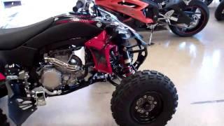 7. All New 2011 YFZ 450X - Sport Quad - Santa Rosa Powersports