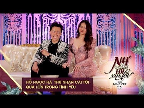 Hồ Ngọc Hà  thú nhận cái tôi quá lớn trong tình yêu   Gala Nhạc Việt 12 (Official) - Thời lượng: 3 phút.
