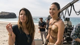 Nonton Behind The Scenes On Wonder Woman  2017    Movie Clips Film Subtitle Indonesia Streaming Movie Download