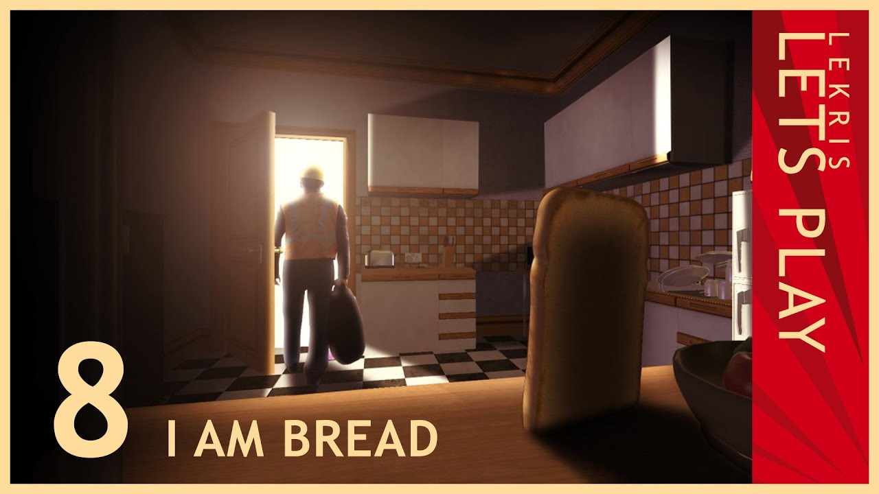 I am Bread #08 - Kamikazebrot
