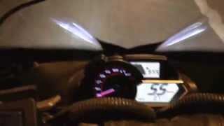 9. Yamaha Apex � летним комплектом
