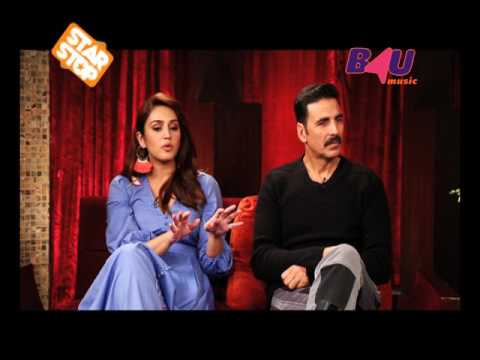 Video Akshay Kumar & Huma Qureshi - Jolly LLB 2 | EXCLUSIVE INTERVIEW | B4U Star Stop download in MP3, 3GP, MP4, WEBM, AVI, FLV January 2017