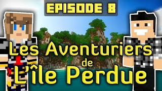 Video Minecraft : Les Aventuriers de L'île Perdue | Episode 8 MP3, 3GP, MP4, WEBM, AVI, FLV Agustus 2017