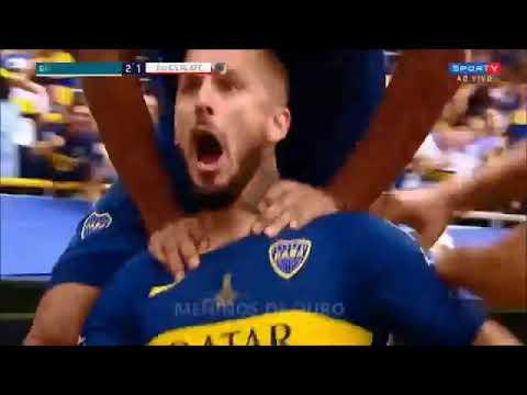 Boca Juniors vs River Plate 2-2 RESUMEN GOLES [Goals-Highlights] 11/11/2018
