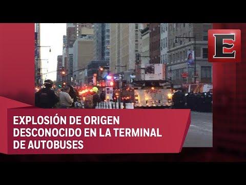ÚLTIMA HORA: Alerta en NY por estallido en Manhattan