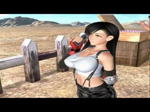 Tifa Lockhart 3D Animation [Hentai Censored] (видео)