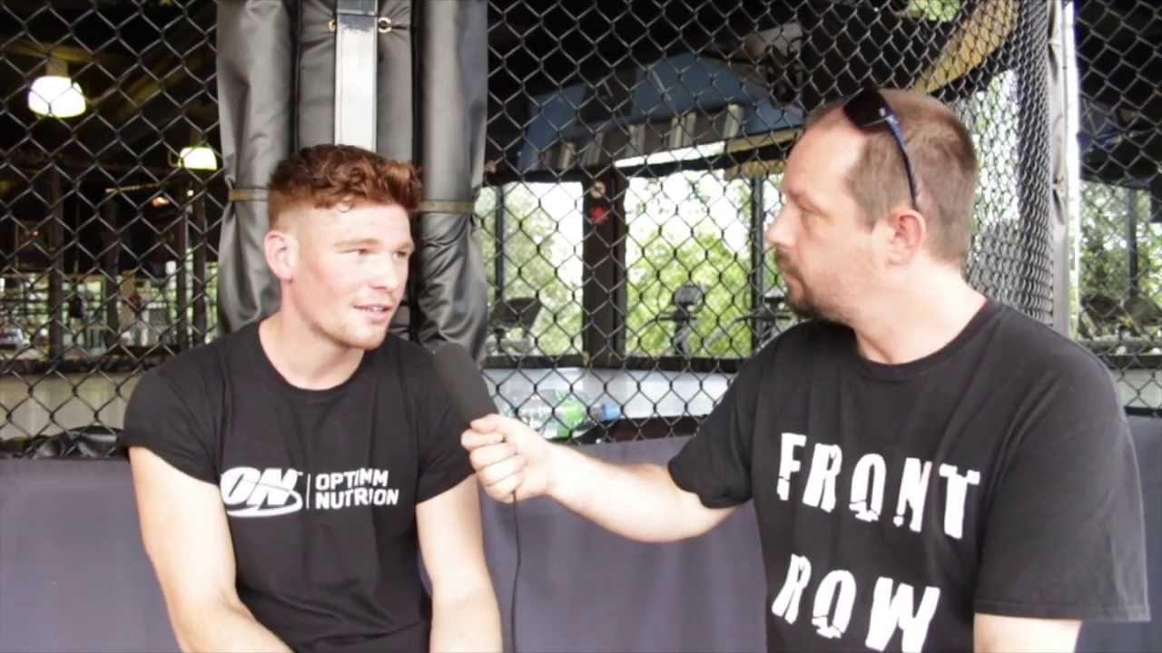 UTC's Oliver Paske Talks About His Debut On Fight UK AM 4