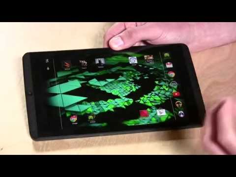 Nvidia SHIELD Tablet Review - Compared to Tegra 4 tablet - Tegra K1 games, emulation, and more