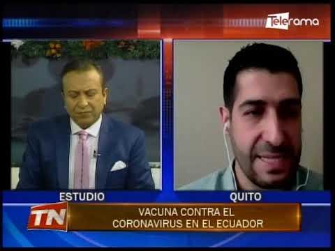 Hacia Dónde Vamos: Vacuna contra el coronavirus en Ecuador