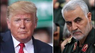 ¿Por qué EEUU MATÓ al general de Irán Qasem Soleimani? Donald Trump dio la orden