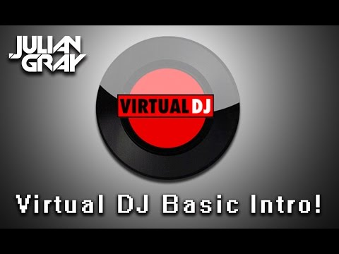 Virtual Dj 7  Mixing, Beat Matching and Basic Introduction