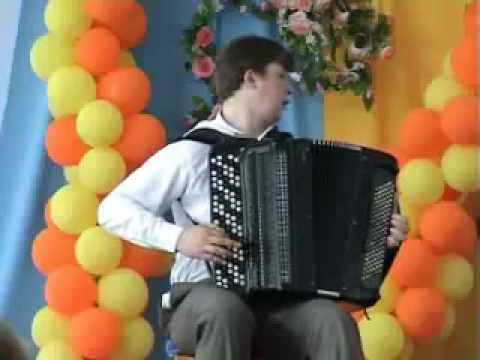 accordion - Amazing accordion performace. The song is the