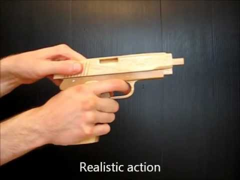 [rubber band gun] Vis wz. 35 - Mk.1