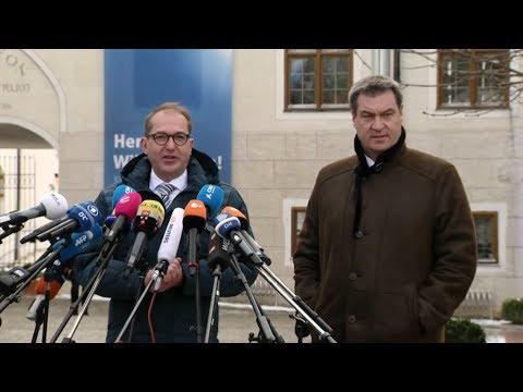 Seeon: Wie die CSU ihre Liebe zur CDU bei der Klausur wiederentdeckt