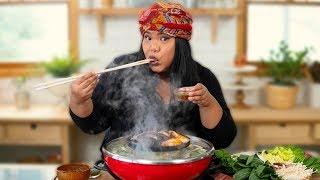 How to Prepare a Thai Hot Pot BBQ by Tastemade