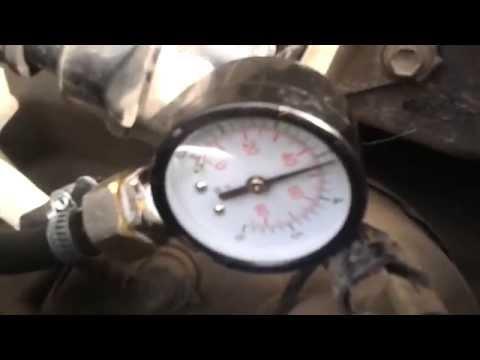 Датчик давление топлива тойота авенсис фотография